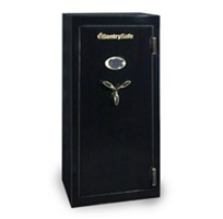 sentry safe 24gun firesafe electronic lock safe matte model gm2459e - Sentry Safe Models